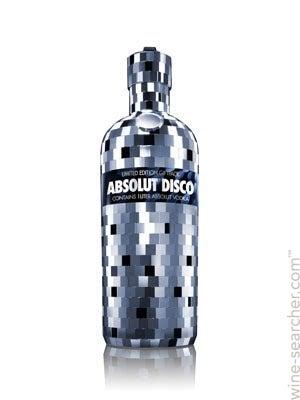 absolut disco vodka