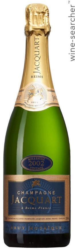 2008 Jacquart Mosaique Vintage Brut Champagne Prices Stores Tasting Notes Market Data