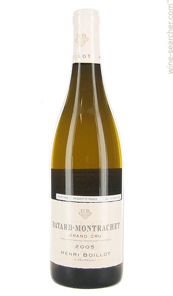 Domaine Henri Boillot Batard Montrachet Grand Prices Stores Tasting Notes And Market Data