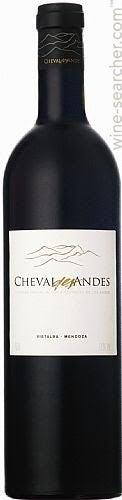 2013 Terrazas De Los Andes Cheval Des Andes Mendoza Argentina