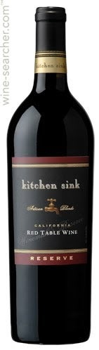 Artisan Blends Kitchen Sink Winemaker S Reserve Red California Usa