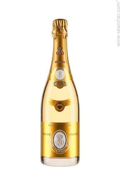 Louis Roederer Cristal Brut Millesime, Champagne, France