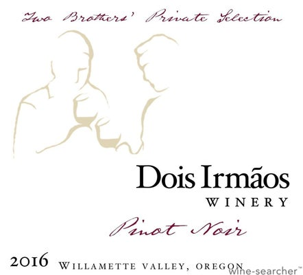2015 Dois Irmaos Winery Two Brothers' Private Selection