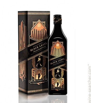 Black Label Price >> Nv Johnnie Walker Black Label Shadow Limited Edition 12 Year Old Blended Scotch Whisky Scotland