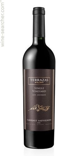 2001 Terrazas De Los Andes Afincado Single V Prices