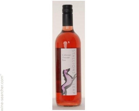 Stallions Leap Zinfandel Rose, California   prices, stores, tasting notes and market data
