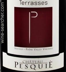 2005 Chateau Pesquie Ventoux Terrasses Rhone France