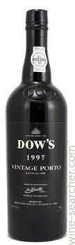 dows vintage port prices stores tasting notes  market data