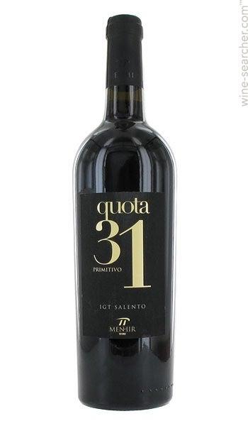 quota 29 primitivo