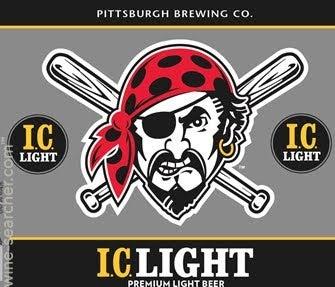 00WD I LIGHT TWIST PREMIUM LIGHT BEER Patch C Iron City Beer