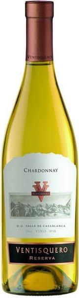 2017 Vina Ventisquero Reserva Chardonnay Casablanca Valley Chile