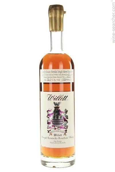 Willett Family Estate Bottled Single Barrel 21 Prices Stores Tasting Notes And Market Data
