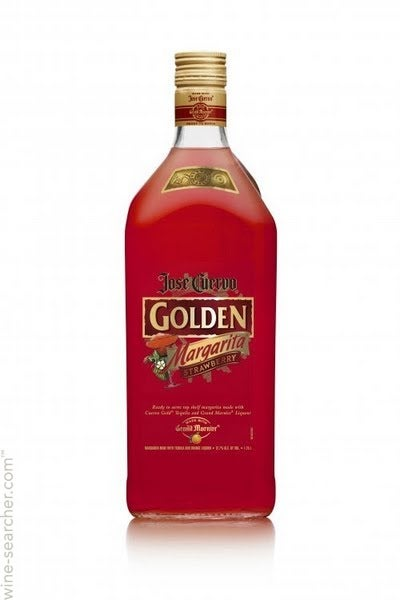 Jose Cuervo Golden Strawberry Margarita Prices Stores Tasting Notes And Market Data