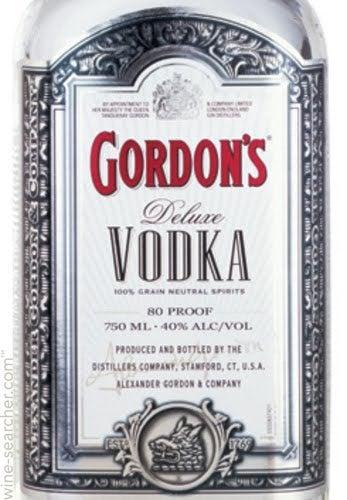 Gordon S Vodka Prices Stores Tasting Notes And Market Data