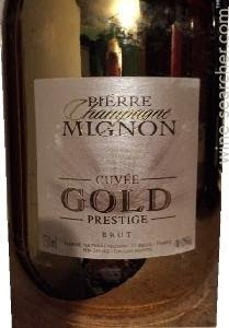 cuvée Belge 2018 ! New !! VIGIER PERROT Capsule de Champagne