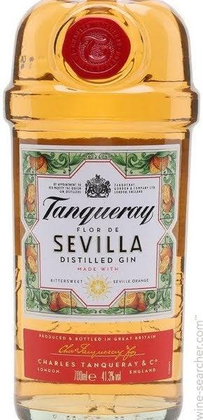 6 Tanqueray-Gin Gläser = Copa-Glas =