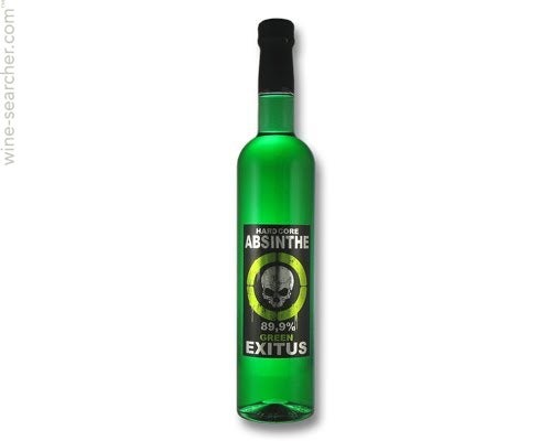 Exitus Hardcore Green Absinthe Prices Stores Tasting Notes And Market Data