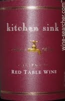 Nv Artisan Blends Kitchen Sink Red Table Wine Prices Stores Tasting Notes And Market Data
