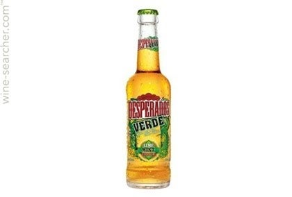Nv Desperados Verde Lime Mint Tequila Beer Prices Stores Tasting Notes And Market Data