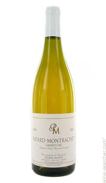 Domaine Pierre Morey Batard Montrachet Grand C Prices Stores Tasting Notes And Market Data