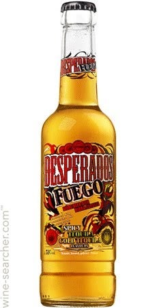 Desperados Fuego Spicy Tequila Flavoured Beer Prices Stores Tasting Notes And Market Data