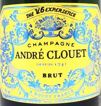 capsule de champagne CLOUET ANDRE J B  NEW