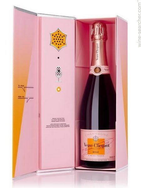 Veuve Clicquot Ponsardin Brut Rose