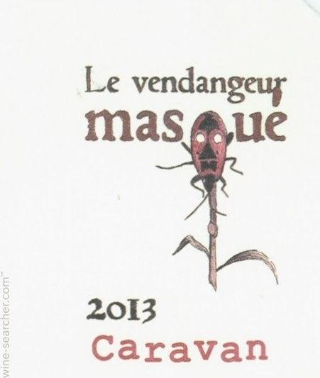 Domaine Alice Et Olivier De Moor Le Vendangeur Masque Caravan Viognier Vin De France
