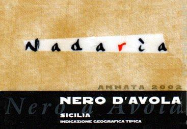 Cusumano Nadaria Nero D Avola Sicilia Igt Sicily Prices Stores Tasting Notes And Market Data