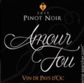 Amour Fou Pinot Noir Igp Pays D Oc Prices Stores