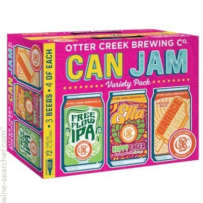 Nv Otter Creek Brewing Can Jam Beer Variety Prices Stores Tasting Notes And Market Data