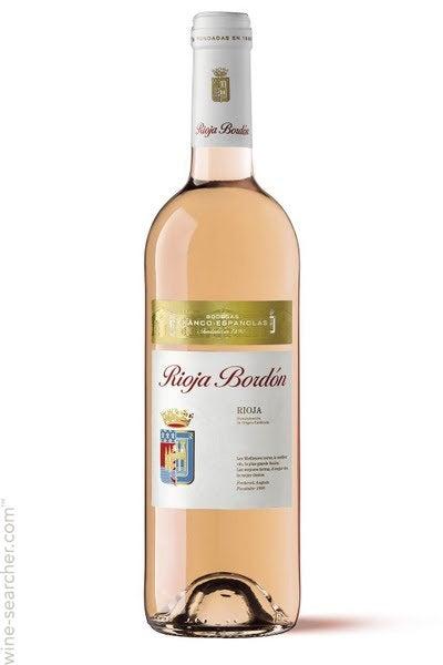 Bodegas Franco-Espanolas Bordon Rosado, Rioja DOCa, Spain