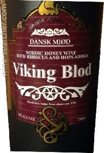 Dansk Mjod Viking Blod Mead S
