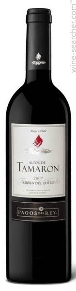 Pagos Del Rey Altos De Tamaron Joven Ribera D Prices Stores Tasting Notes And Market Data