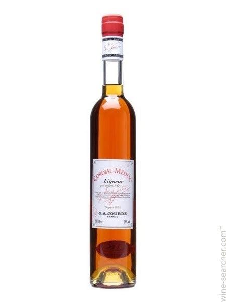 Nv G A Jourde Cordial Medoc Liqueur Prices Stores Tasting