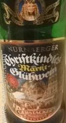 Nürnberger christkindl glühwein
