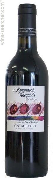 Sobon Estate Crystal Wine Glass Shenandoah Vineyards Amador County California