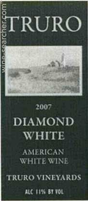 Diamond White Usa >> Truro Vineyards Of Cape Cod Diamond White Massachusetts Usa