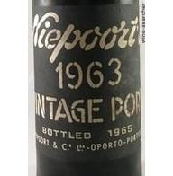 1963 Niepoort Vintage Port | prices, stores, tasting notes and market data