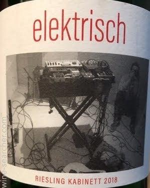 Image result for elektrisch riesling