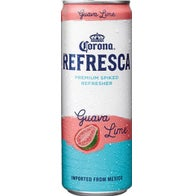 Corona Refresca Guava Lime Premium Spiked Refresher Prices Stores Tasting Notes And Market Data