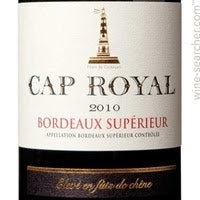 2014 Cap Royal Bordeaux Superieur Prices Stores Tasting Notes And Market Data