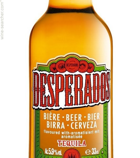 Desperados Tequila Flavoured Beer Tasting Notes Market Data Prices And Stores In France
