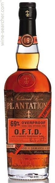 C. Ferrand Plantation O.F.T.D. Old Fash ... | tasting ...