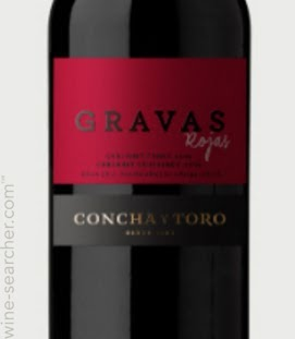 Concha Y Toro Gravas Rojas Cabernet Sauvignon Puente Alto Chile