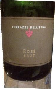Terrazze Dell Etna Rose Brut Sicily Italy
