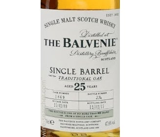 balvenie 25 yr single barrel slow dating klagenfurt
