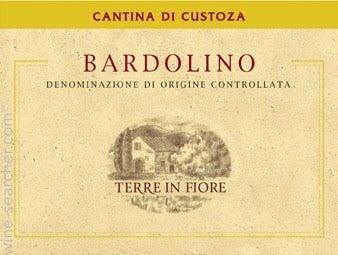 Fiori 2017 Veneto.2017 Cantina Di Custoza Terre In Fiore Bardolino Veneto Prices