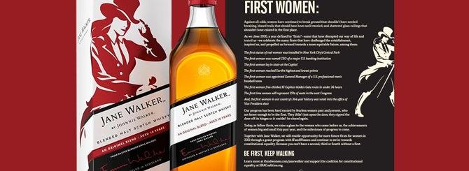 Whisky and Women a Potent Blend