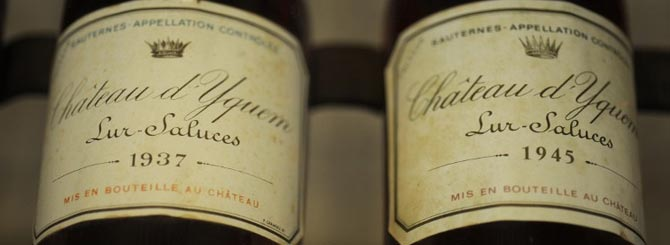 There will be no Yquem produced in 2012